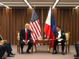 Duterte, Trump say human rights and dignity of human life 'essential'