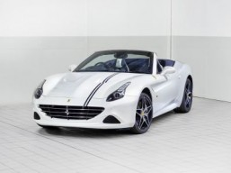 A one-of-a-kind Ferrari California T at Goodwood