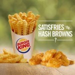 Burger King kids' meals come with low-cal fries