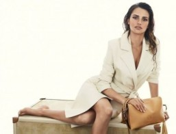 Penelope Cruz stars in latest Loewe campaign