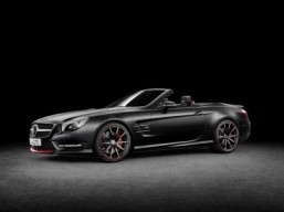 Mercedes debuts limited edition Mille Miglia SL