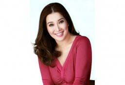 PNoy's sis Kris Aquino joins Mar in Samar campaign