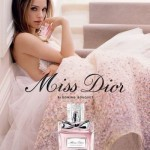 Watch: Natalie Portman in a floral ode to Dior
