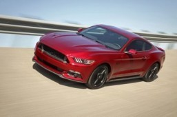 Ford debuts new 2016 Mustang packages