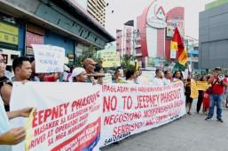 Strike won't stop jeepney modernization plan: Malacañang