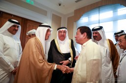 Duterte caps Qatar visit with Emir meeting, witness signing of agreements