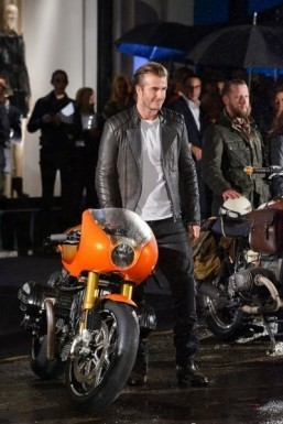 David Beckham to star in new Belstaff film, produced by Liv Tyler