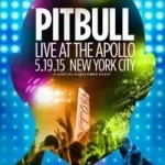 Pitbull to perform at famed Apollo Theater