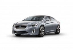 Subaru chooses LA for Legacy concept unveiling