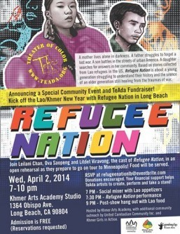 Refugee Nation (Laos) Open Rehearsal