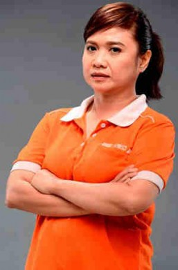 Eugene Domingo finds her Mr. Right
