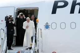 'We don't want your dirty money', pope tells patrons