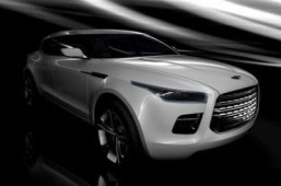 Aston Martin to relaunch Lagonda brand
