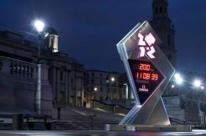 Clock ticks as London marks 200 days till Olympics
