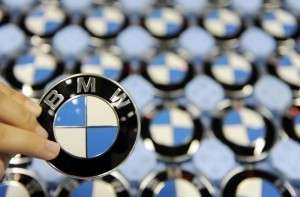 Mercedes, BMW vie for US luxury car crown