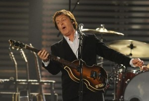 McCartney headlines queen's jubilee concert