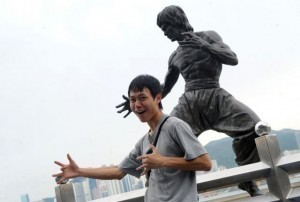 Hong Kong inches closer to Bruce Lee tribute