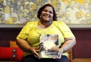 Cookbook offers taste of Mandela's table