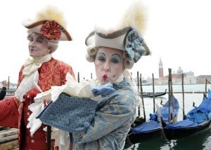Venice puts its mask on – Carnival program features balls, art and games