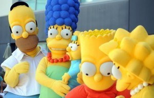 The Simpsons – America's best-traveled family?