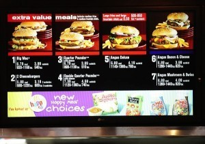 Nutritional labeling at fast food restaurants confusing and ineffective: study
