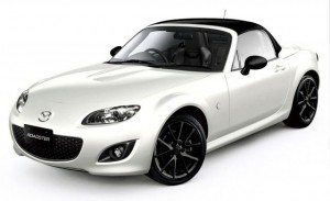 Mazda MX-5 Special Edition heading for Chicago