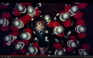 """Watch Madonna's video for """"Gimme All Your Luvin"""""""