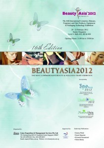 (Feb – March) Beauty agenda,: Beauty Asia Singapore, 88th America's Beauty Show