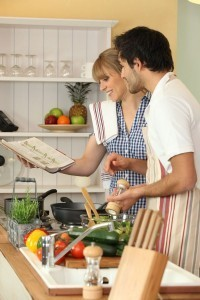 Cookbook buyers predominantly young, upper-middle class consumers