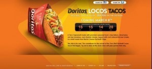 Taco Bell releases Doritos taco across the US