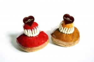 How master pastry and chocolate chefs interpret Valentine's Day