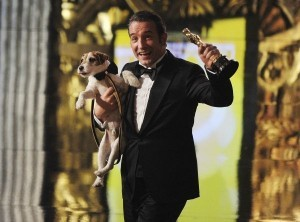 Uggie to hang up movie star dog collar