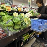 Japan tightens limits on radiation in food