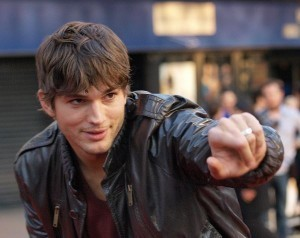 Ashton Kutcher signs up for Branson space flight