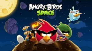 Angry Birds launches into space with new app