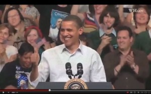 Barackdubs scores a viral hit with US President singing LMFAO