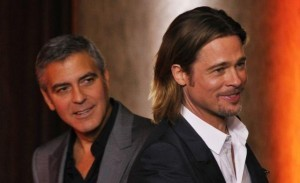 Clooney and Pitt in live-streamed play March 3