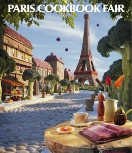 (March – April) Food agenda: Paris Cookbook Fair, Best Food Blog Awards