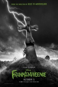 Film trailer: Tim Burton's 'Frankenweenie' in 3D