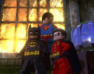 First 'Lego Batman 2' trailer co-stars Robin, Superman, Lex