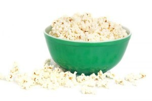 Fight cancer and heart disease with a bag of popcorn