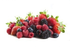 Berries can help boost brain power