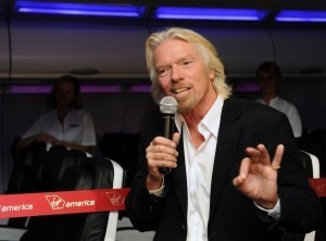 Virgin's airlines hook up for loyalty points