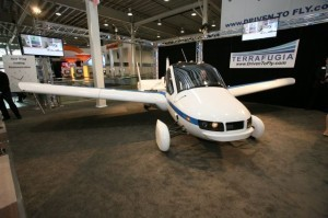 Has the age of the flying car finally arrived?