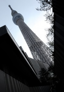 Record-breaking Sky Tree opens to visitors