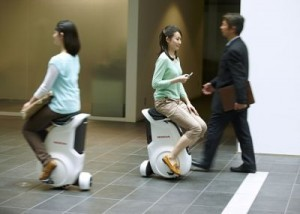 Futuristic transport device comes closer to production