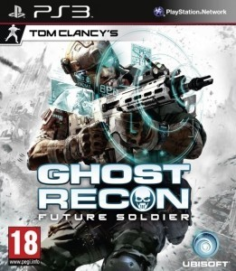 Upcoming video game releases: 'Mario Tennis Open,' 'Ghost Recon: Future Soldier'
