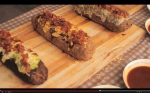 Top 5 cooking videos of the week: Ludicrous mac and cheese-stuffed meat roll