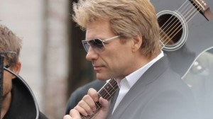 Jon Bon Jovi face of Avon's Unplugged fragrances