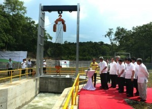 Aquino thanks China for water project loan